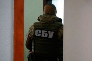 СБУ проводить обшуки у будівлі Волиньради