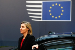 Могерині подтвердила поддержку ЕС деятельности Международного уголовного суда