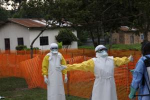 В двух странах Африки от Эболы умерли 13 человек