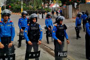 У Гондурасі у сутичках між футбольними фанами і поліцією загинули троє людей