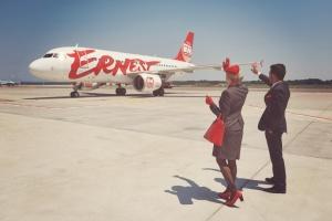 Ernest Airlines opens office in Ukraine