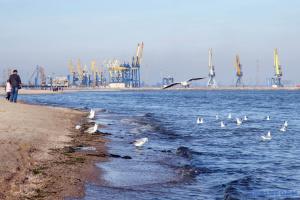 In Ukraine im vergangenen Jahr Flusstransportverkehr um 1,6 % gestiegen