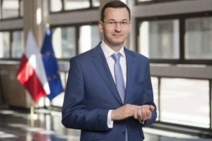 Правительство Моравецкого получило вотум доверия в Сейме Польши