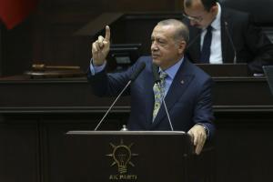 Ердоган назвав умови, за яких Туреччина відновить військову операцію в Сирії