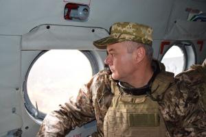 Ударні угруповання для ведення бойових дій з боку РФ наразі не створені - Наєв
