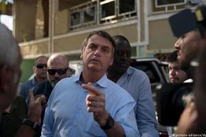 Президент Бразилії захворів на COVID-19