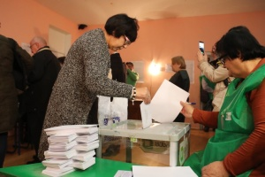 У Грузії сьогодні парламентські вибори