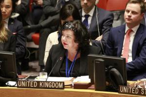 【国連安保理】ロシアの唯一の目的はウクライナの主権を弱めること=英代表