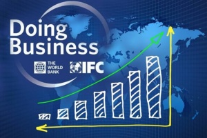 Ukraine is second-fastest in improving its Doing Business ranking