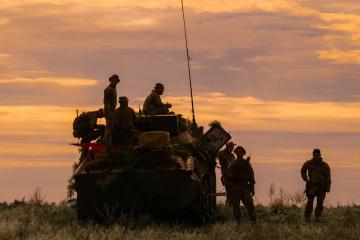 联合部队行动一日记录:武装分子18次违反停火协议,造成伤亡