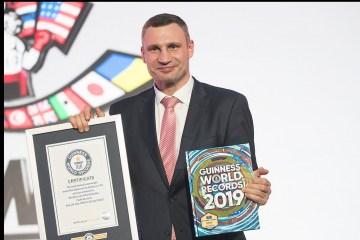 Klitschko-Brüder in Guinness-Buch der Rekorde eingetragen - Foto
