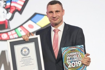Klitschko brothers included in Guinness World Records