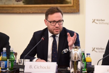 Le nouvel ambassadeur de Pologne a commencé sa mission diplomatique en Ukraine