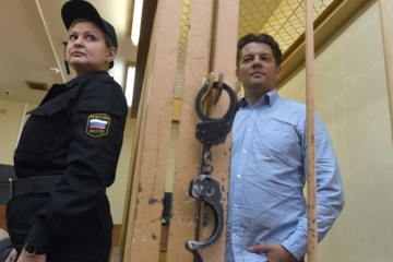 Sushchenko signs documents on consent to serve his sentence in Ukraine