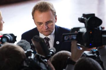 Le maire de Lviv est accusé d'abus de pouvoir