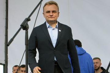 Samopomich nominates Sadovy for Ukrainian presidency