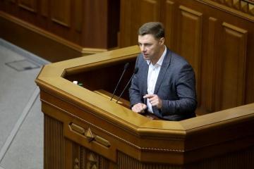 Еще один депутат подал документы в ЦИК на регистрацию кандидатом в президенты