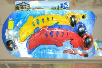 У магазині на Кіровоградщині знайшли небезпечну іграшку