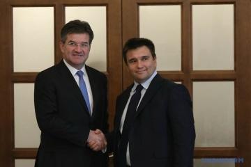 Przewodniczący OBWE będzie rozmawiał z Rosją w sprawie misji monitorującej na okupowanym Krymie