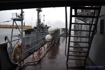 6名のウクライナ兵がアゾフ海で負傷:ウクライナ海軍