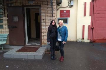La fille de Roman Souchtchenko a dévoilé les détails de son entretien avec son père