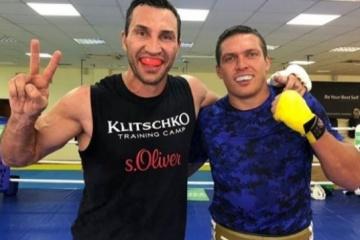 Wladimir Klitschko: Usyk hat gute Chancen im Superschwergewicht