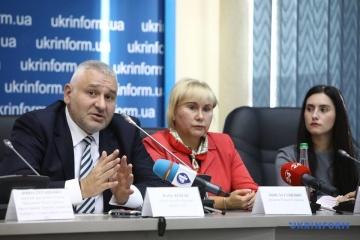 弁護士、スシチェンコ記者の拘禁先の収容所外観の動画を公開