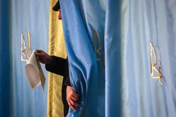 Ponad 80% Ukraińców jest gotowych wziąć udział w wyborach prezydenckich