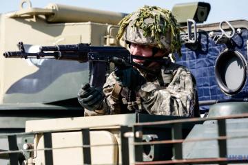 統一部隊作戦:9日、ロシア占領者の攻撃39回、ウクライナ兵1名死亡、2名負傷