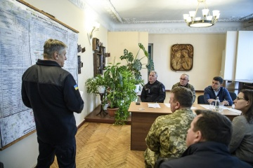 Groysman: Consequences of emergency situation in Chernihiv region to be eliminated