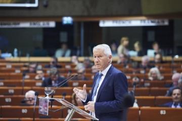 ヤーグラン欧州評議会事務局長、欧州評議会からのロシア除名の可能性に言及