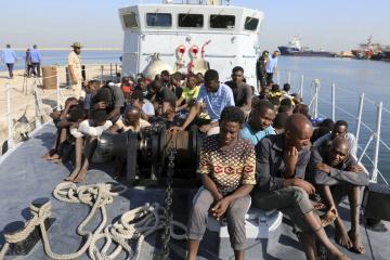 """Єврокомісія виділила €305 мільйонів країнам під """"міграційним тиском"""""""
