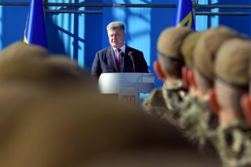 大統領:ウクライナ防衛者の日は、男性だけの祝日ではない