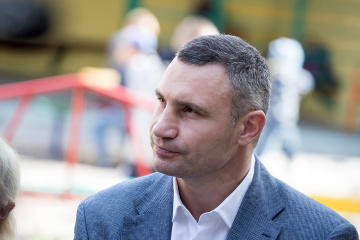 Vitali Klitschko hospitalized in Austria