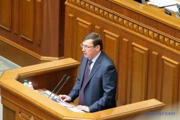 ルツェンコ検事総長、辞表提出を表明