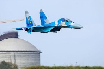 Deux pilotes sont décédés dans l'écrasement d'un Su-27 lors d'entrainements « Tchyste nebo »
