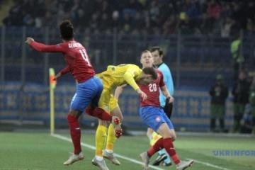 Ukraine seals promotion in UEFA Nations League