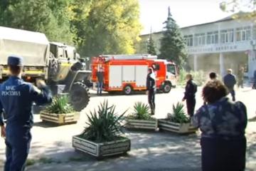 Une explosion mortelle dans un lycée technique à Kertch : 13 personnes tuées, 50 blessées