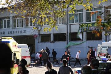 La Fiscalía General abre un procedimiento penal en relación con el atentado en Kerch