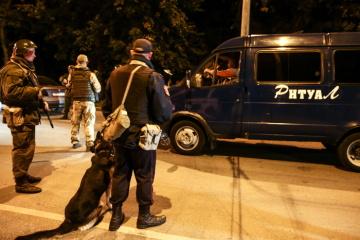 俄占领区刻赤市大规模谋杀事件导致的住院人数上升至50人