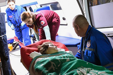 波罗申科称被占领的刻赤爆炸悲剧为恐怖谋杀