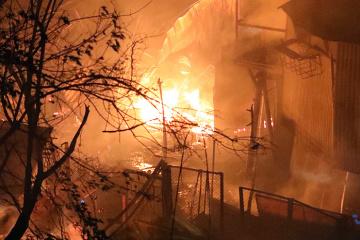 Odessa: 3 morts dans l'incendie d'un immeuble
