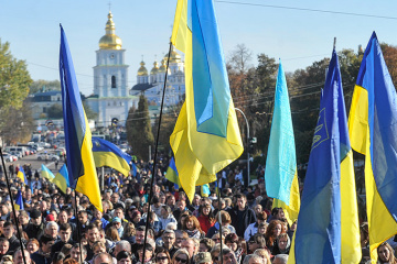 Some 45% of respondents support independence of Orthodox Church of Ukraine – poll
