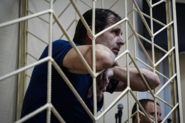Balukh convoyed from Kerch colony to Simferopol remand prison
