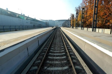 Infrastructure Ministry intends to expand railway network with EU - Omelyan