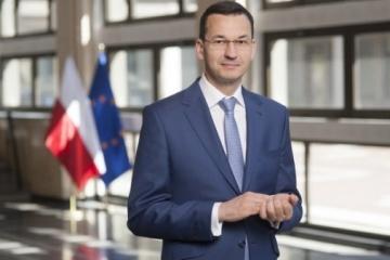 Polonia apoya la asignación de 1.200 millones de euros en asistencia macrofinanciera a Ucrania