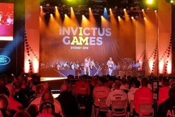 Porochenko: L'Ukraine a montré un résultat impressionnant aux Jeux Invictus en Australie
