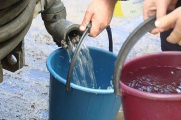 Wasserknappheit in Torezk: 40 Liter pro Person