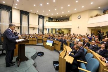 ポロシェンコ大統領、安価なガス料金を約束するポピュリストを信じないよう呼びかけ