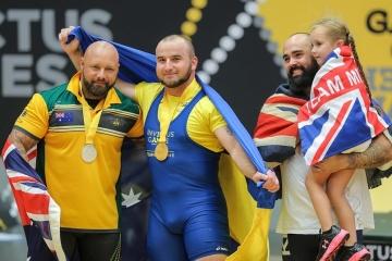 Ucrania gana el tercer oro en los Invictus Games (Foto, Vídeo)